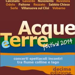 Acque e Terre Festival 2014