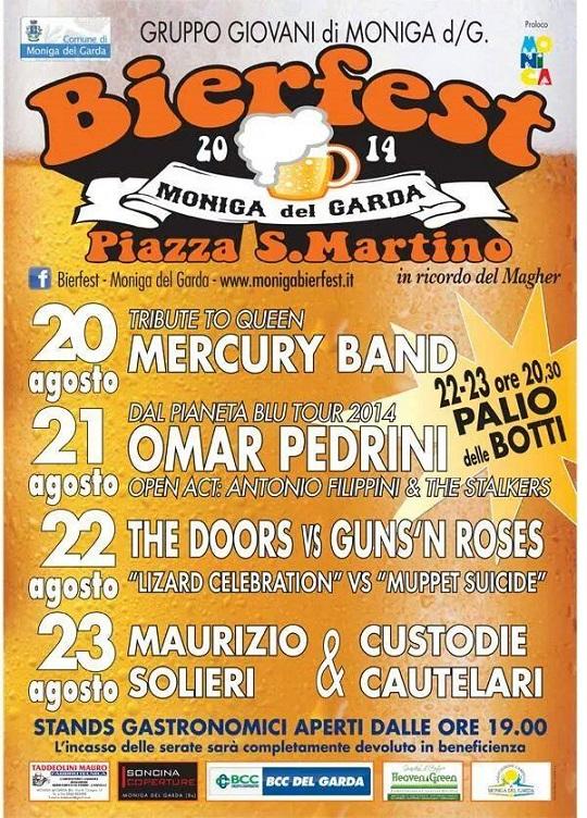 BierFest 2014 Moniga del Garda