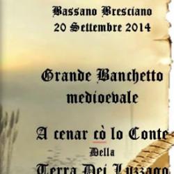 Cena Medievale a Bassano Bresciano