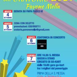 Festa dell'Oratorio 2014 a Pavone Mella
