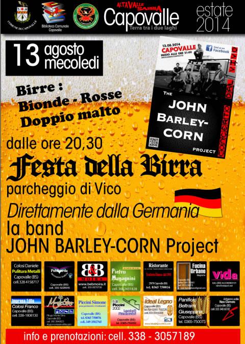 Festa della Birra a Capovalle