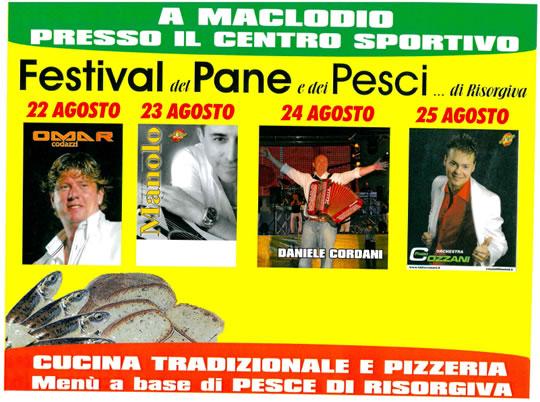Festival del Pane e dei Pesci di Maclodio