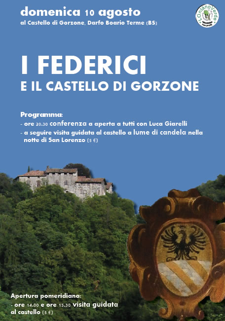 I Federici e il Castello di Gorzone a Darfo BT