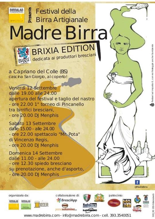 Madre Birra Brixia Edition 2014