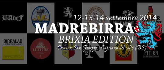 Madrebirra brixia edition a Capriano del Colle