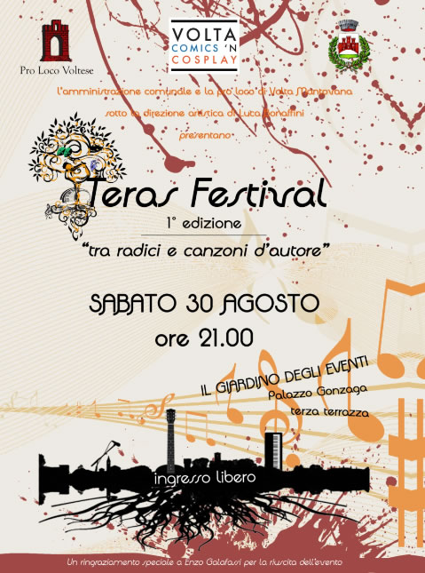 Teras Festival a Volta MN