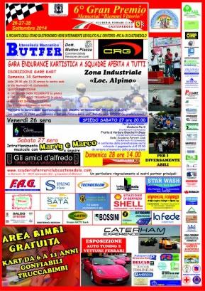 6 Gran Premio a Castenedolo