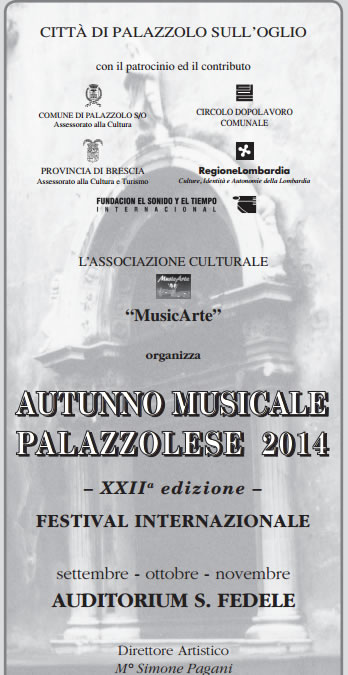 Autunno Musicale Palazzolese