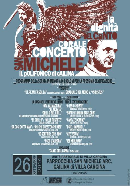 Concerto di San Michele a Villa Carcina