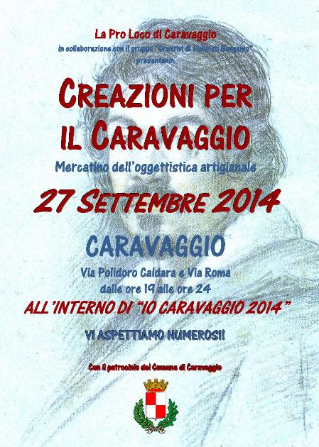 Creazioni per il Caravaggio (BG)