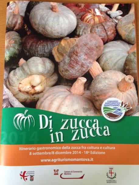 Di Zucca in Zucca negli Agriturismi di Mantova