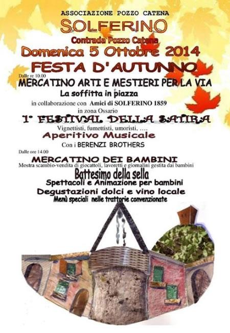 Festa d'Autunno a Solferino (MN)