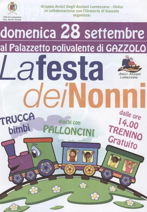 Festa dei Nonni a Lumezzane