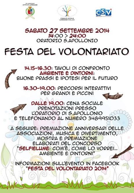 Festa del Volontariato a Lumezzane