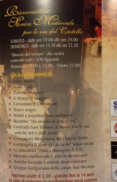 Festa dell'Uva a Monzambano (MN