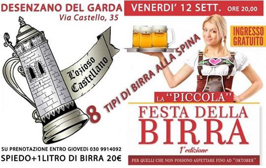 Festa della Birra a Desenzano