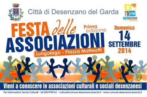 Festa delle Associazioni a Desenzano