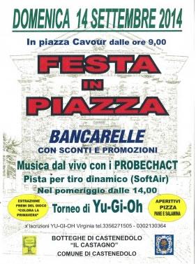 Festa in Piazza a Castenedolo