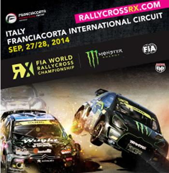 Mondiale RallyCross a Castrezzato