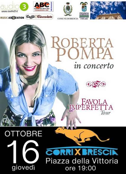 Roberta Pompa in Concerto in Brescia