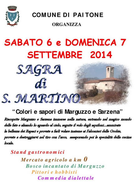 Sagra di San Martino a Paitone