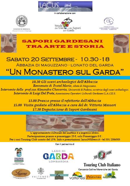 Sapori Gardesani a Maguzzano di Lonato