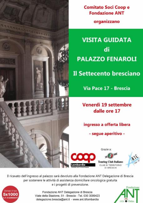 Visita Guidata di Palazzo Fenaroli