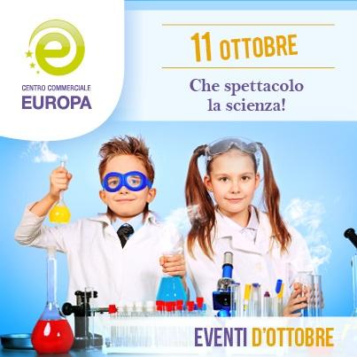 Che Spettacolo la Scienza - C.C. Europa Palazzolo