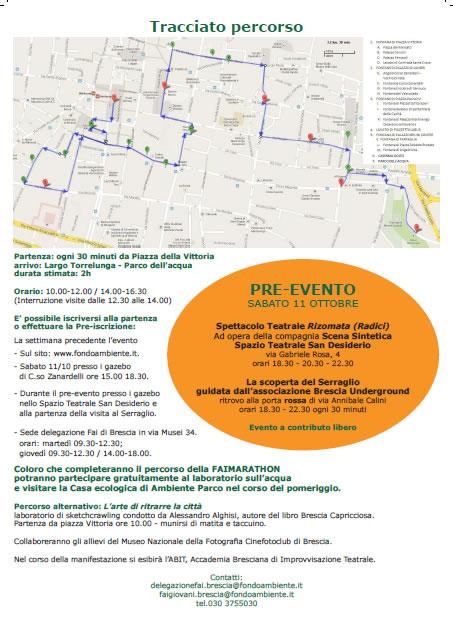 Fai Marathon 2014 a Brescia
