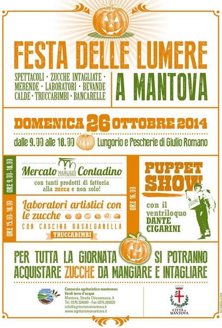 Festa delle Lumere a Mantova