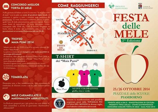 Festa delle Mele Piancogno 2014 A
