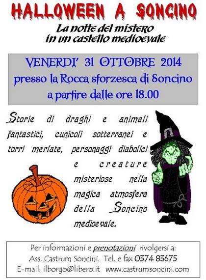 Halloween a Soncino (CR)