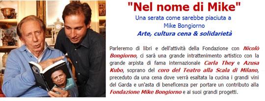 Nel Nome di Mike a Desenzano