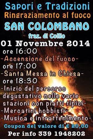 Sapori e Tradizioni a San Colombano