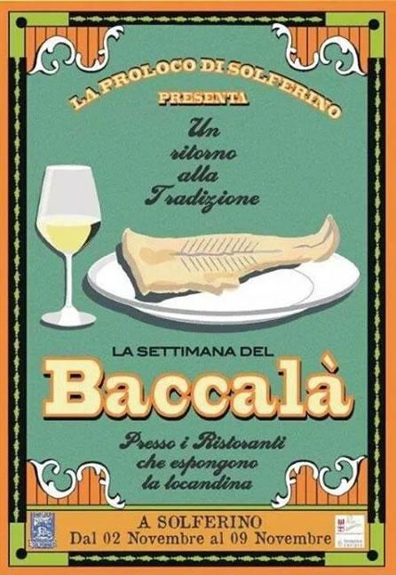 Settimana del Baccalà a Solferino