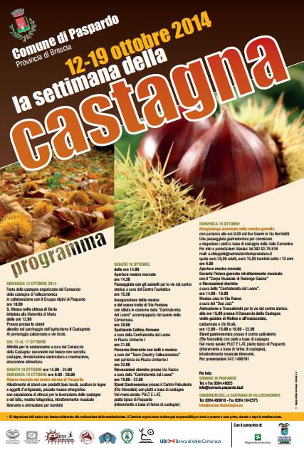 Settimana della Castagna a Paspardo