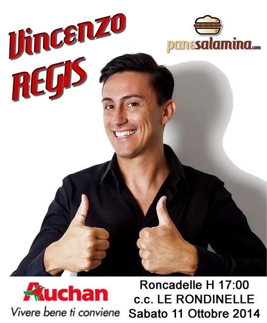 Vincenzo Regis Auchan