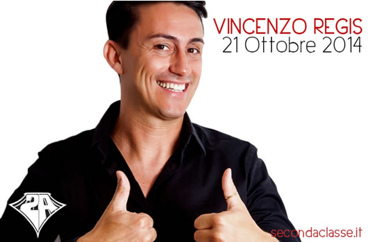 Vincenzo Regis al Seconda Classe