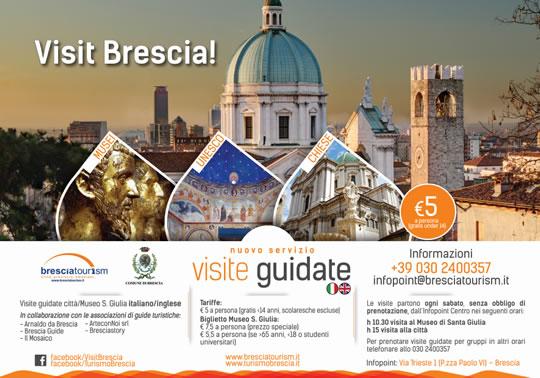 Visite Guidate alla Città e al Museo Santa Giulia