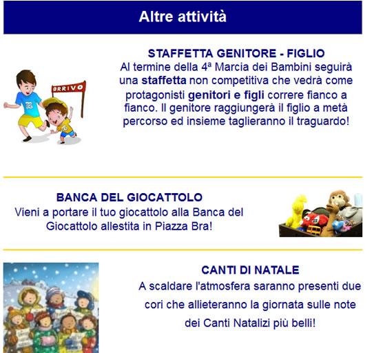 37° Marcia del Giocattolo  Verona