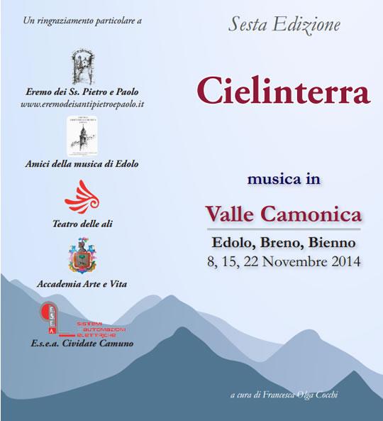 6° Cielinterra in Valle Camonica