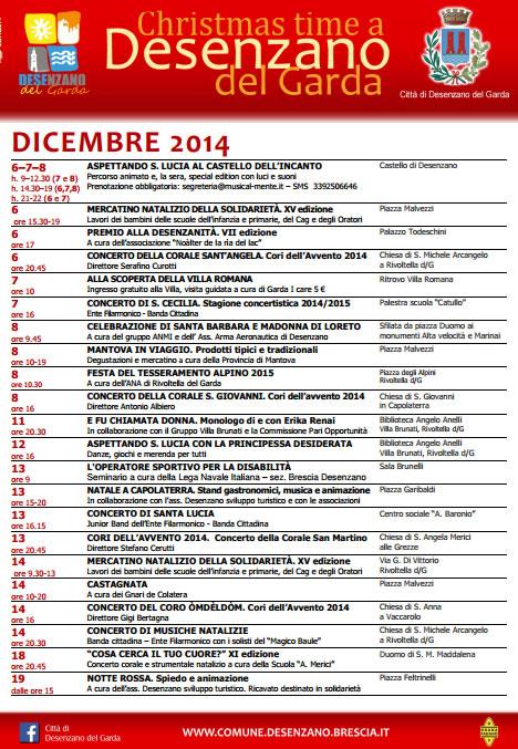 Christmas Time a Desenzano del Garda