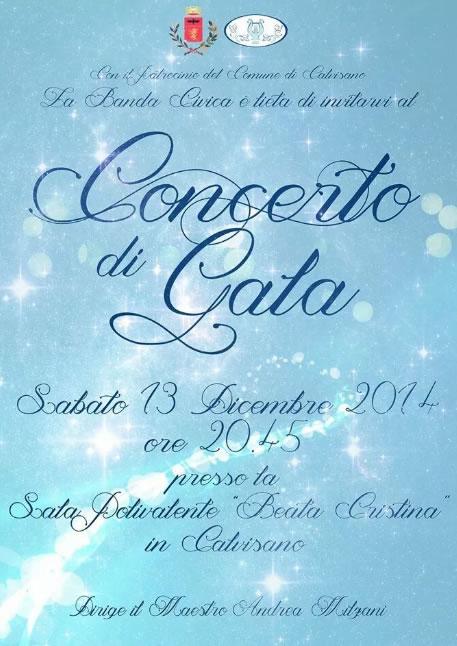 Concerto di Gala a Calvisano