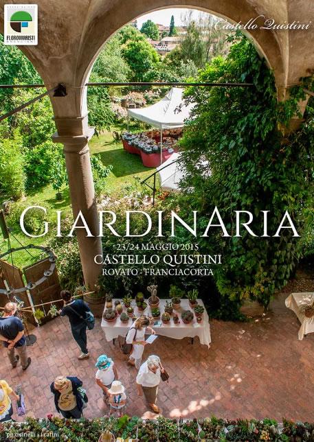 Giardinaria 2015 a Rovato