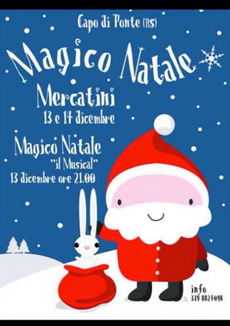 Magico Natale a Capo di Ponte