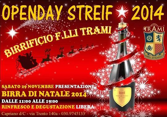 OpenDay Streif 2014 Capriano Del Colle