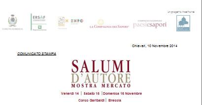 Salumi d'Autore a Brescia