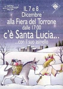 Santa Lucia Fiera del torrone Carpenedolo