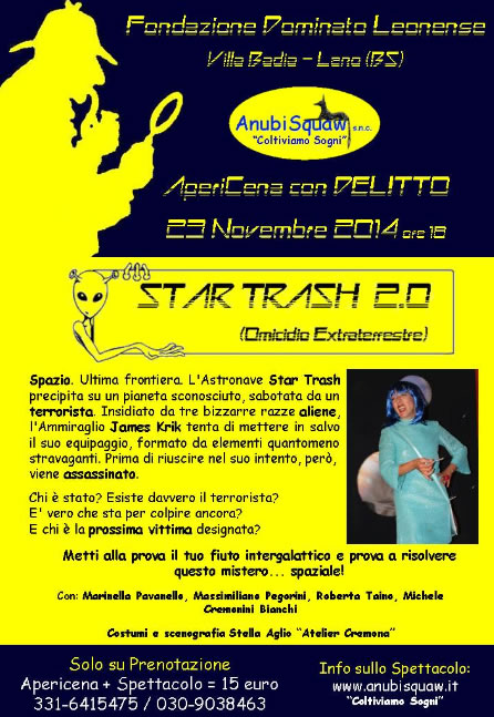 Star Trash 2.0 a Leno