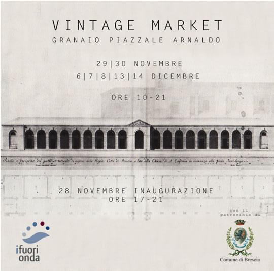 Vintage Market a Brescia